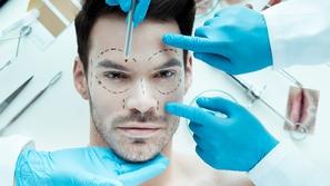 عمليات التجميل الأكثر شيوعاً عند الرجال