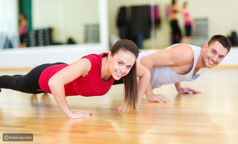 أفضل 5 تمارين رياضية لزيادة الوزن بالصور