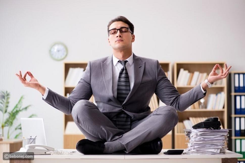 أنشطة ذهنية ونفسية لإزالة توتر العمل