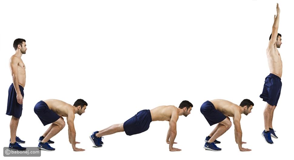 تمارين إحماء قبل التمرين