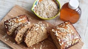 خبز الشوفان الصحي
