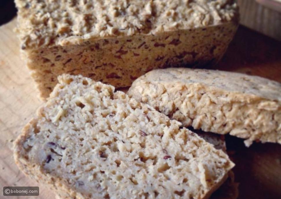 طريقة عمل خبز الشوفان الصحي