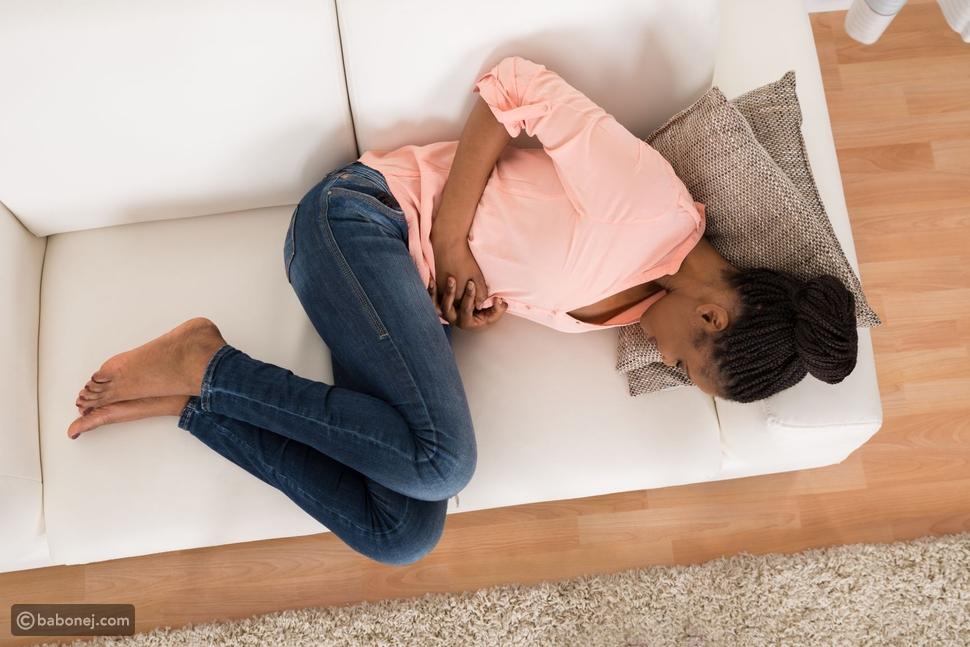 علاج انتفاخ الجسم خلال الدورة الشهرية