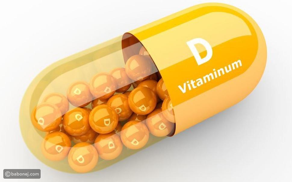 فيتامين د للرضع