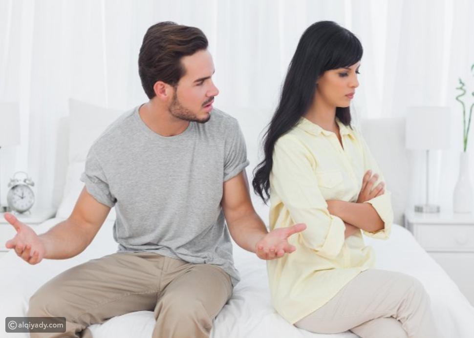 التعامل مع الزوج الغاضب