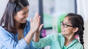 تعزيز السلوك الإيجابي عند الأطفال