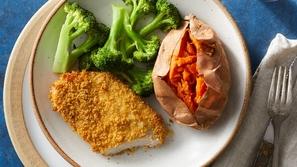 أفكار عشاء صحي بوصفات وعناصر غذائية متنوعة