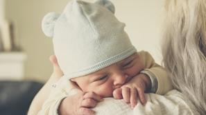 ارتجاع المريء عند الرضع