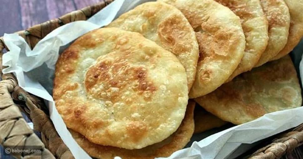 خبز بوري هندي