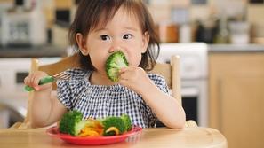 نظام غذائي صحي متكامل للأطفال
