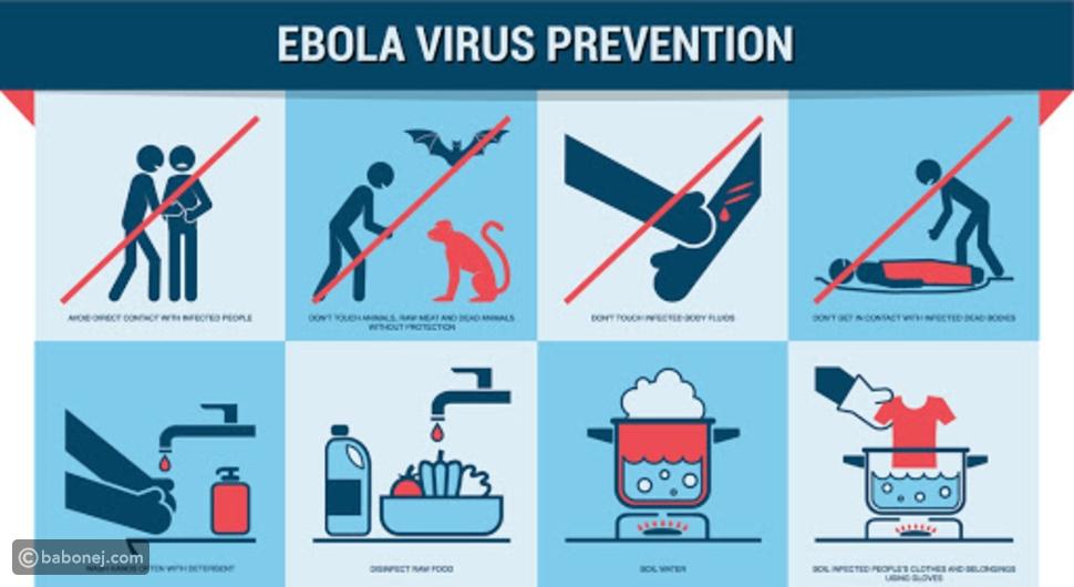 الوقاية من فيروس الإيبولا