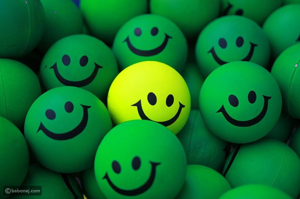 تمتع بالإيجابية والتفاؤل