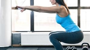 تمرين الفاكيوم لعضلات المعدة
