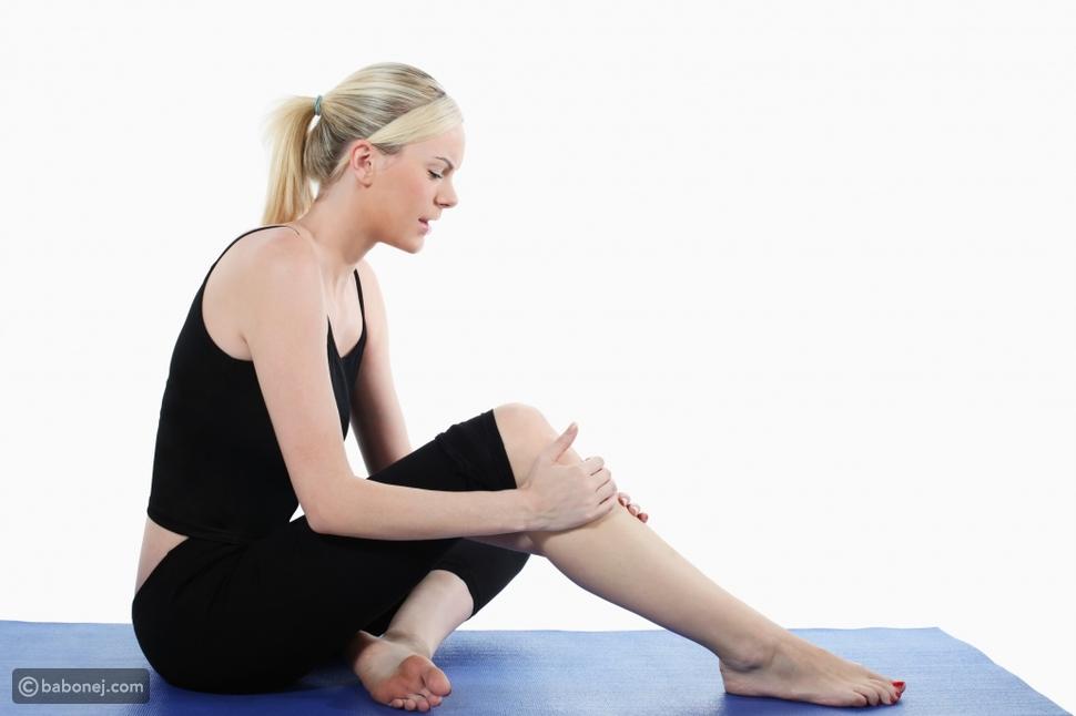 العلاج الطبيعي للركبة بعد الجبص