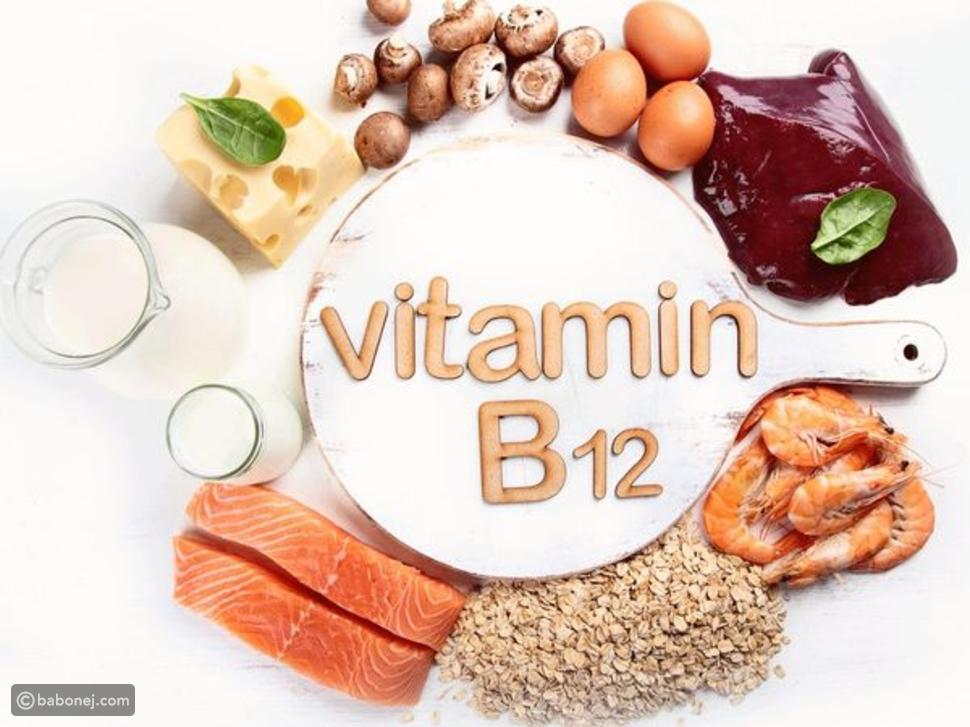 مصادر فيتامين ب 12