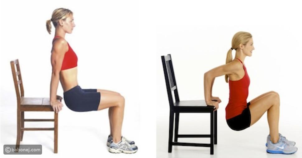 تمرين Triceps Dips