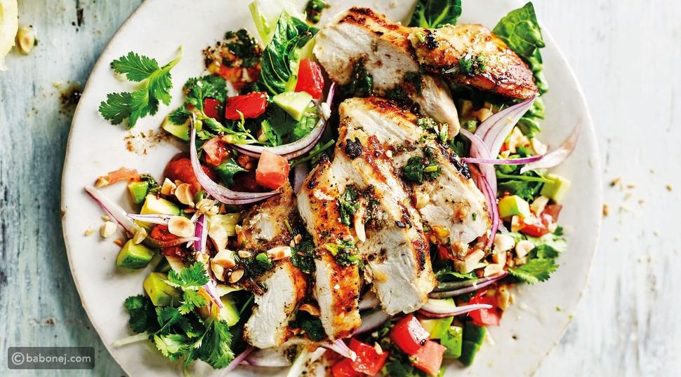 وصفات صحية بالدجاج