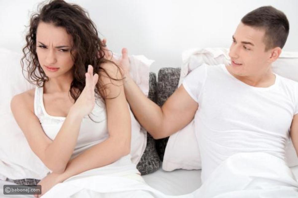 أعراض اضطرابات الإثارة عند المرأة