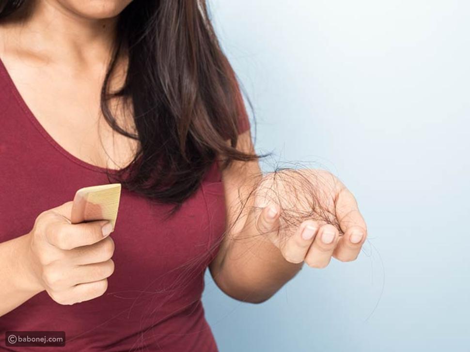 تشخيص وأعراض تساقط الشعر