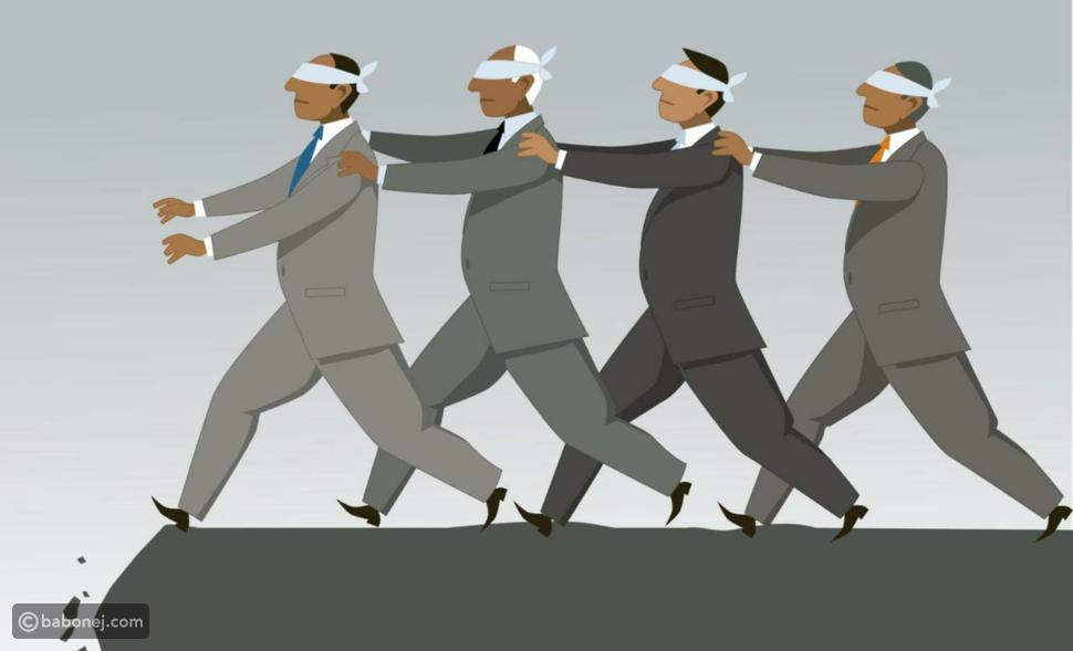 السير مع التيار (العدوى الاجتماعية)