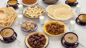 رجيم رمضان لإنقاص الوزن