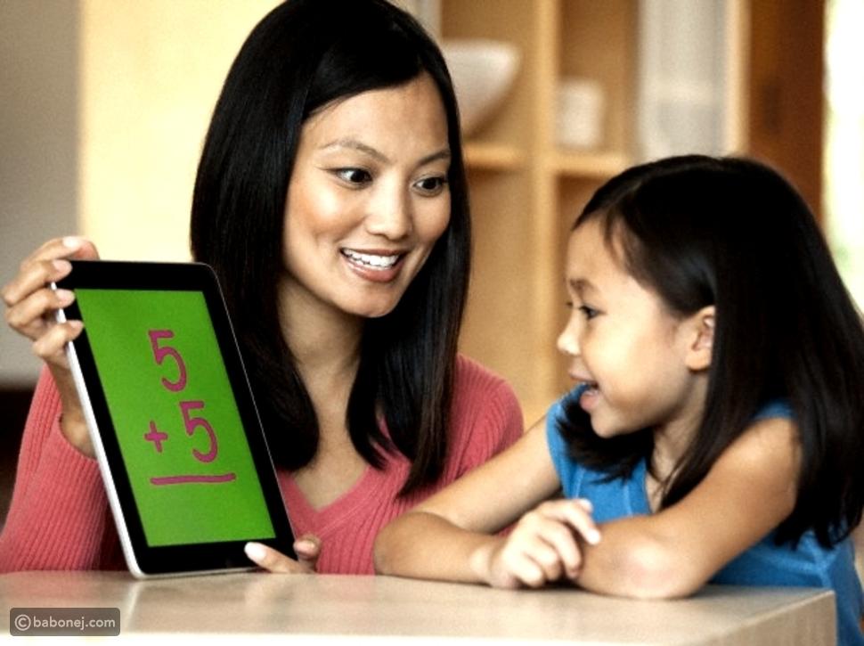 إيجابيات الأجهزة الإلكترونية للأطفال