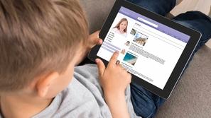 تأثير التكنولوجيا على الأطفال