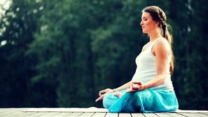 اليوغا للحامل وأبرز فوائدها