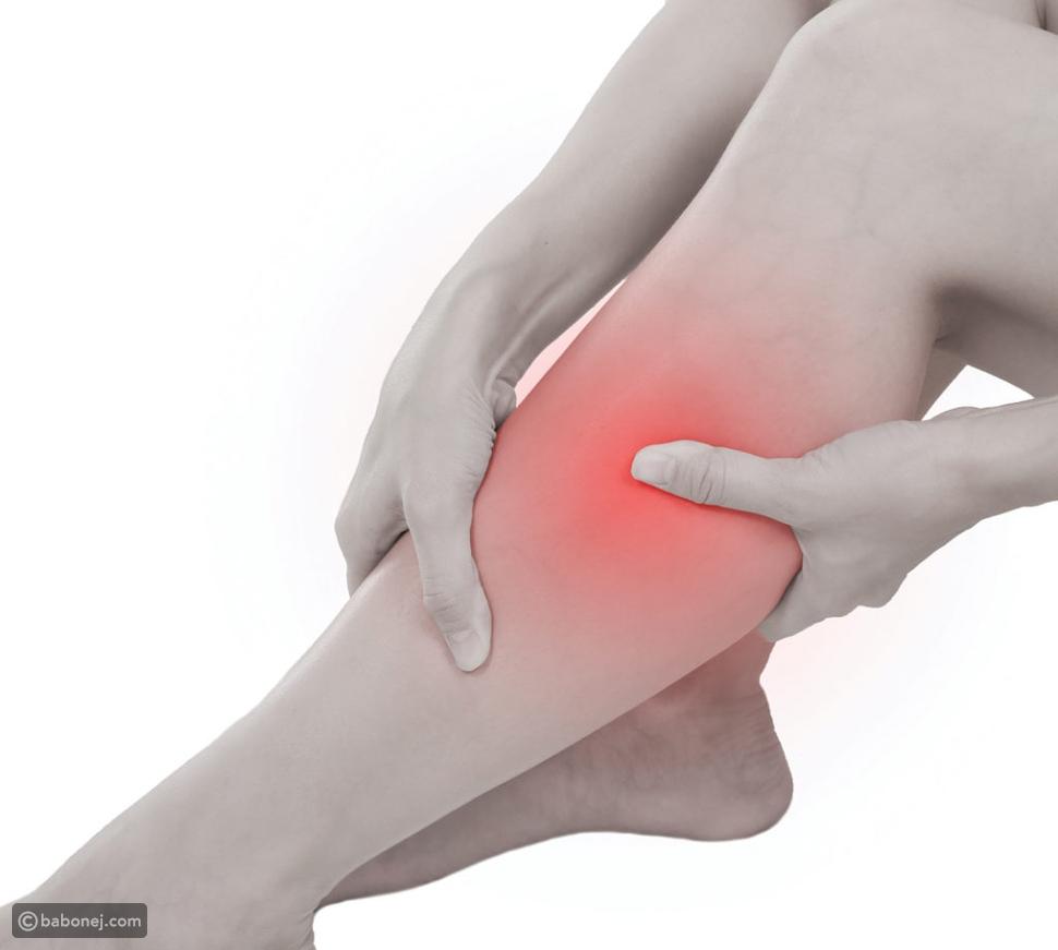أعراض الشد العضلي