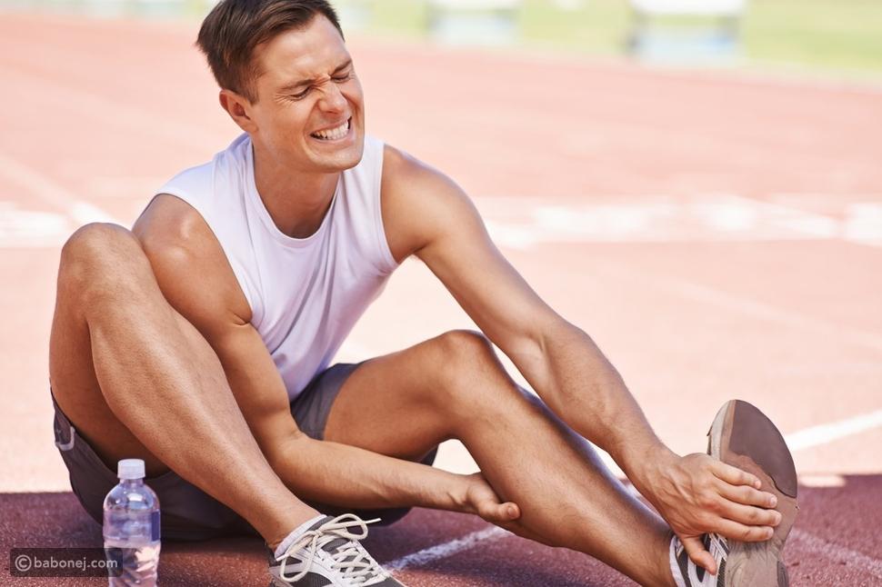 علاج الشد العضلي