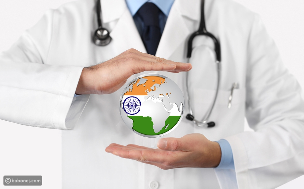 السياحة العلاجية في الهند