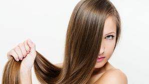 تغذية الشعر الضعيف
